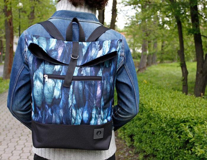 Fajny plecak, czyli jak ratować bolące plecy